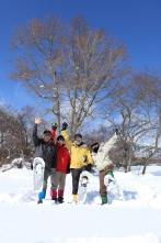 スノーシュー  ~冬の八ケ岳を歩こう~
