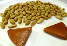 食体験 ピーナッツ、チーズのくん製