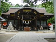武田神社見学