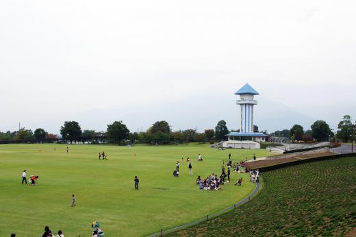 ドラゴンパーク(赤坂台総合公園...