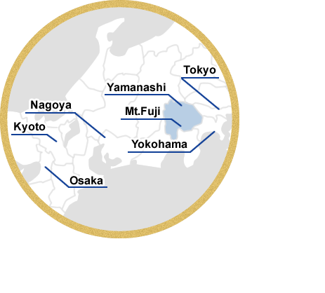 Home/Official Travel Guide Yamanashi on